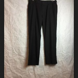 Perry Ellis  Dress Pants Black 38 X 32